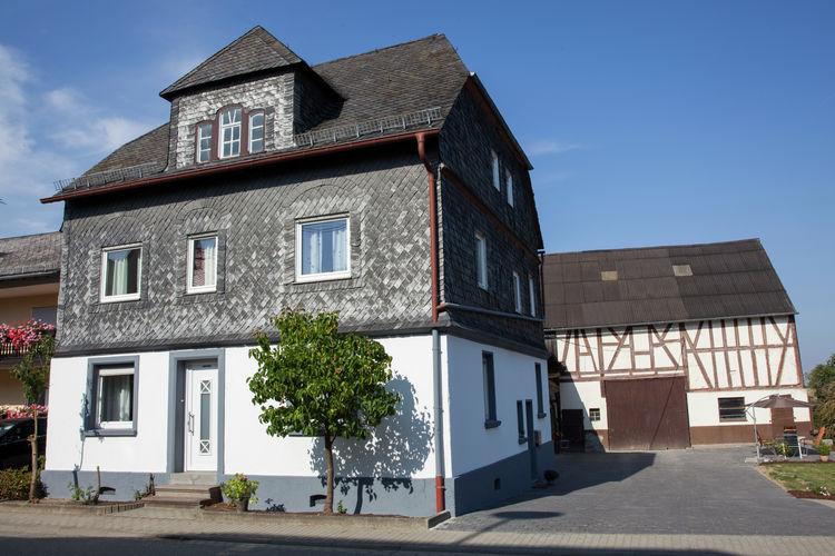 Vakantiehuizen Duitsland | Hunsruck | Vakantiehuis te huur in Haserich   met wifi 6 personen