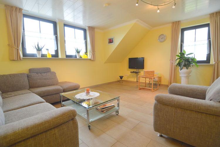 Appartement Duitsland, Eifel, Kleinlangenfeld Appartement DE-54597-23