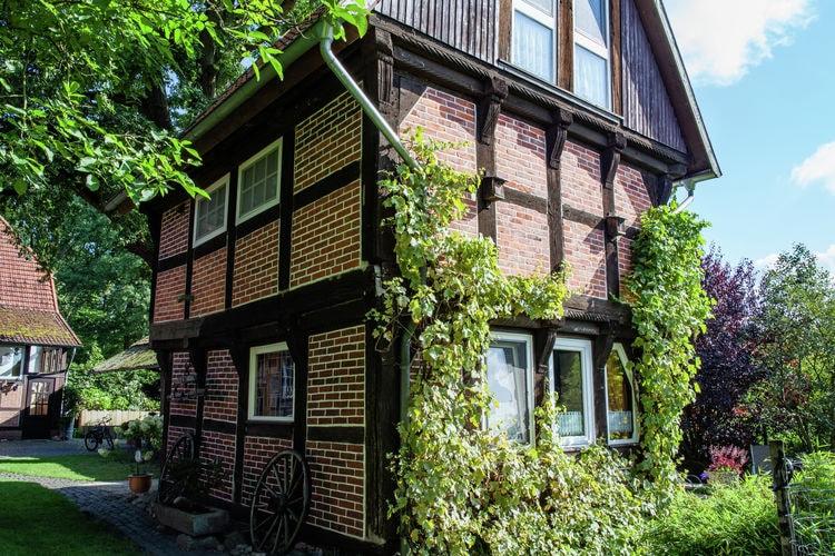 Vakantiehuizen Duitsland | Nedersaksen | Vakantiehuis te huur in Wienhausen-Nordburg   met wifi 5 personen