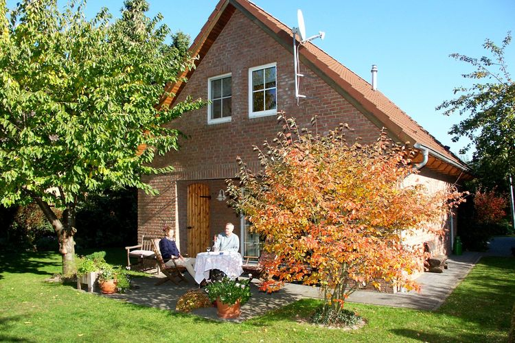 Vakantiehuis  met wifi  SchwarmstedtGrindauIm Aller-Leine-Tal