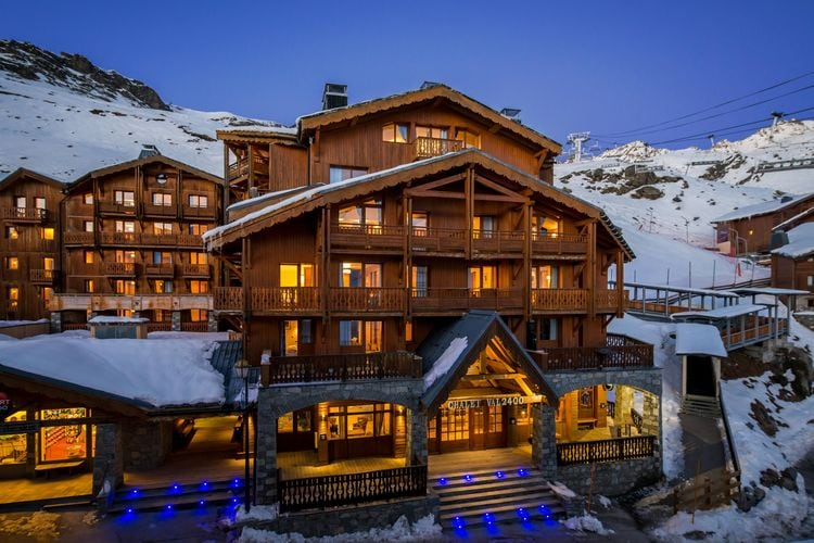 Chalet Altitude Val 2400 3 - Apartment - Val Thorens