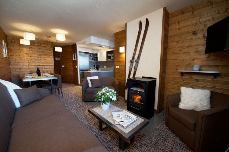 Appartementen Frankrijk | Rhone-alpes | Appartement te huur in Val-Thorens   met wifi 8 personen
