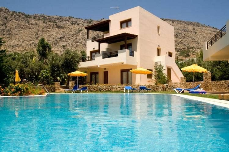 Holiday house Blue Dream Superior Villa (362304), Pefki, Rhodes, Dodecanes Islands, Greece, picture 1