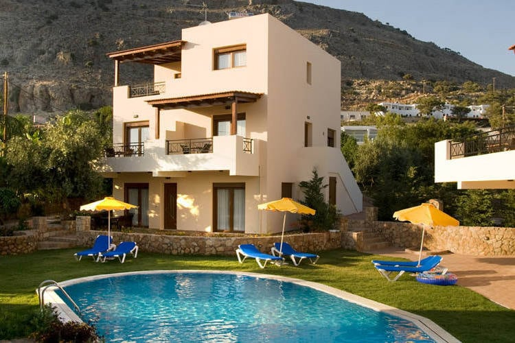 Holiday apartment Blue Dream Executive Villa (362302), Pefki, Rhodes, Dodecanes Islands, Greece, picture 4