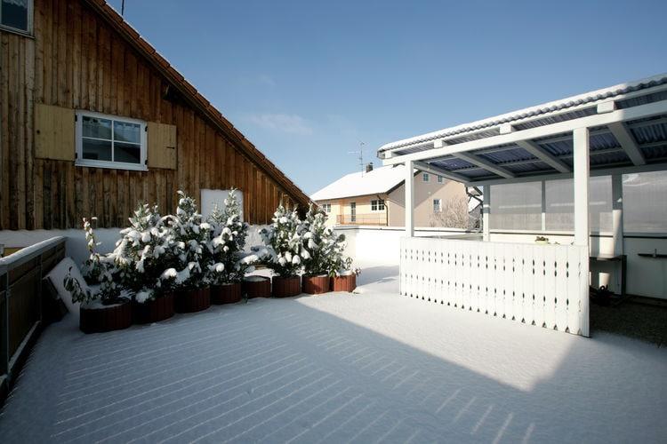 Vakantiewoning Duitsland, Allgau, Dietmannsried Appartement DE-87463-01