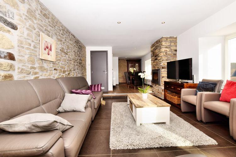 vakantiehuis België, Luik, Lierneux- Trou de bra vakantiehuis BE-4990-42