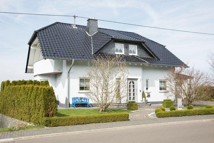 Appartement  met wifi  Morscheid-Riedenburg  Sonnenuntergang