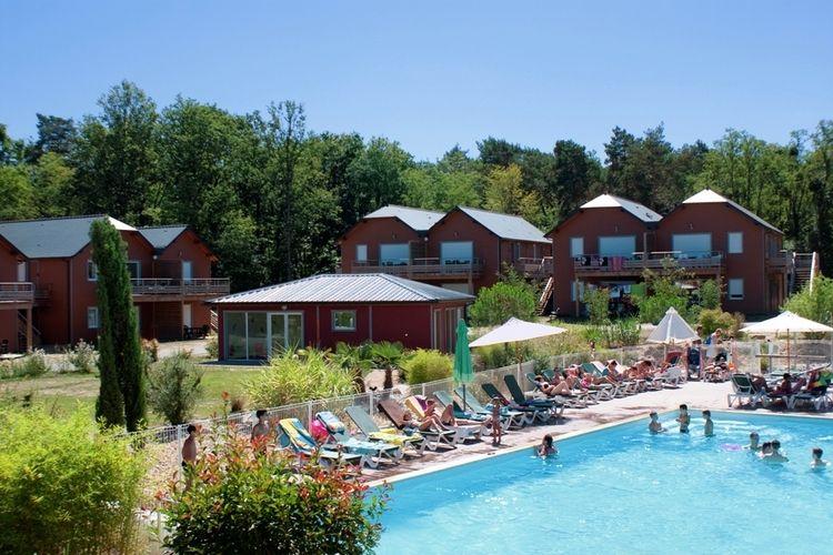 Richelieu Appartementen te huur Fijn appartement op faciliteitrijk park in bosrijke omgeving in de Loirevallei