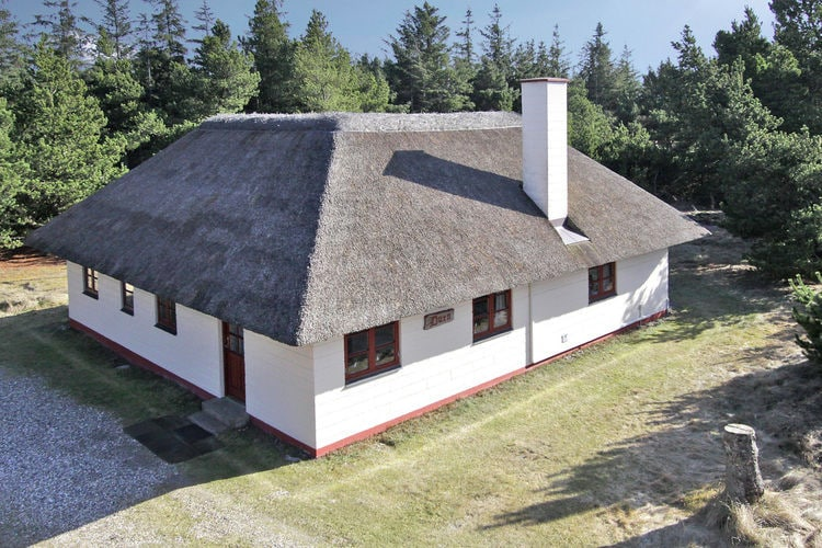 Holiday home Westcoast of Jutland