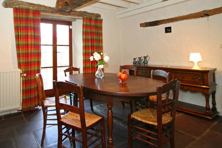 vakantiehuis België, Luxemburg, Bihain (petites Tailles) vakantiehuis BE-6690-86
