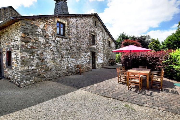 Vakantiehuizen Belgie | Luxemburg | Vakantiehuis te huur in Bihain-petites-Tailles   met wifi 6 personen