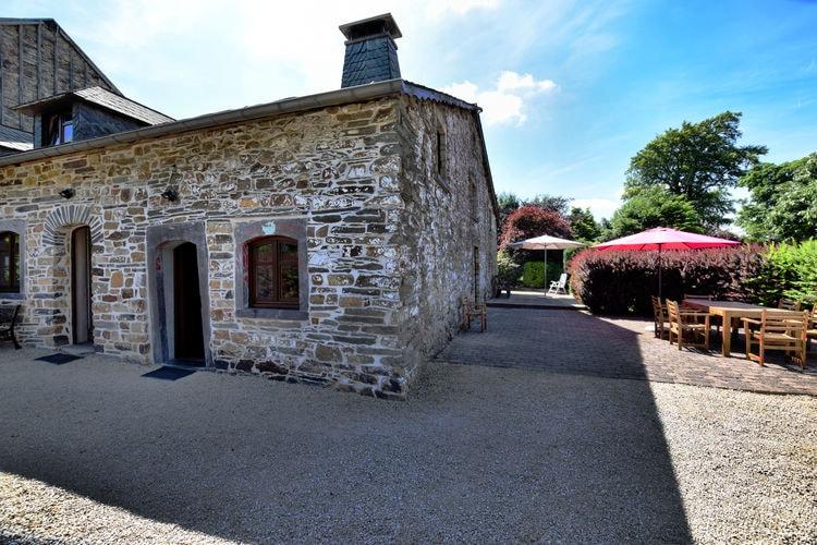 Vakantiehuis  met wifi  Bihain-petites-TaillesLes Camomilles en Fagne Fleurie