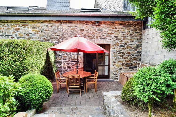 Vakantiehuis  met wifi  Bihain-petites-TaillesLes Hirondelles en Fagne Fleurie