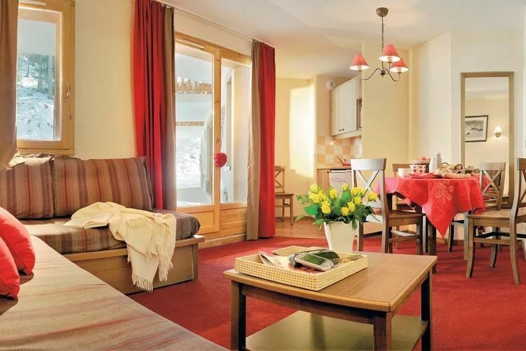 Holiday apartment L'Albane 2 (362305), Vars, Hautes-Alpes, Provence - Alps - Côte d'Azur, France, picture 6