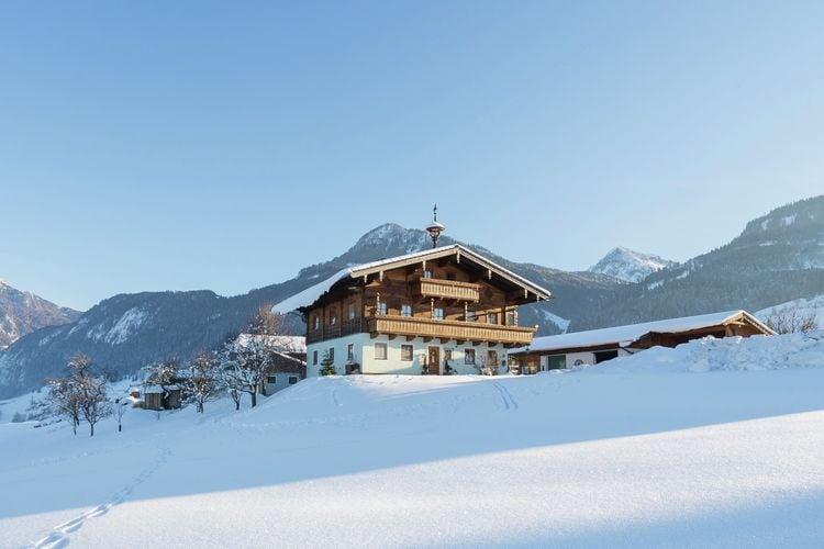 Vakantiehuizen Oostenrijk | Salzburg | Appartement te huur in Embach   met wifi 5 personen