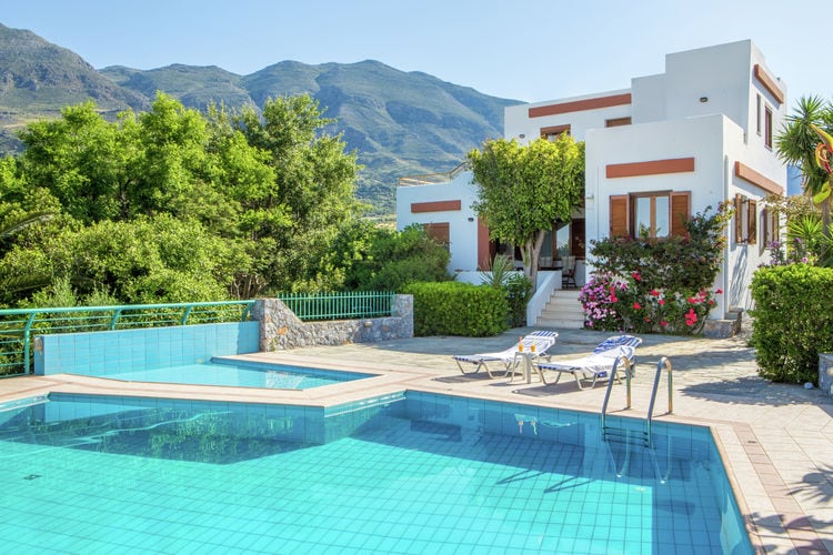 Holiday house Villa Thymari (376794), Plakias, Crete South Coast, Crete, Greece, picture 1