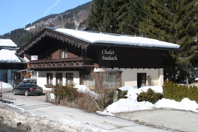 Chalet Saalach - Saalbach Hinterglemm
