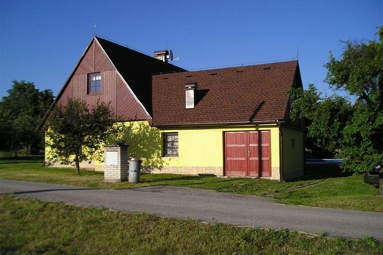 vakantiehuis Tsjechië, Reuzengebergte - Jzergebergte, Dvur Kralové-Nemojov vakantiehuis CZ-54401-03