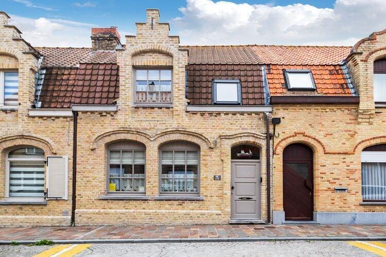 Vakantiehuizen Belgie | West-Vlaanderen | Vakantiehuis te huur in Nieuwpoort   met wifi 6 personen