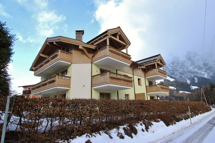 Kaiserhaus - Apartment - Leogang - Exterior - Winter