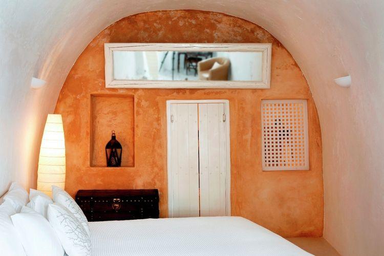 Ferienhaus Luxuriöse Villa mit Whirlpool in Megalochori Santorini (365026), Thira, Santorini, Kykladen, Griechenland, Bild 15