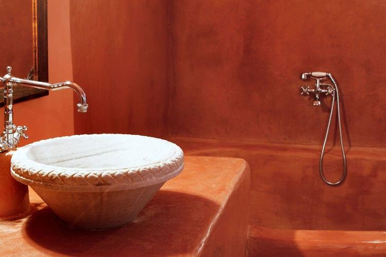 Ferienhaus Luxuriöse Villa mit Whirlpool in Megalochori Santorini (365026), Thira, Santorini, Kykladen, Griechenland, Bild 21