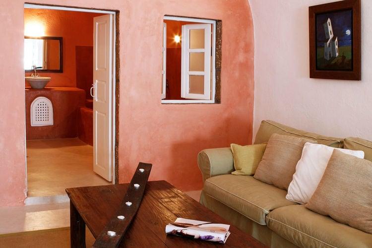 Ferienhaus Luxuriöse Villa mit Whirlpool in Megalochori Santorini (365026), Thira, Santorini, Kykladen, Griechenland, Bild 7
