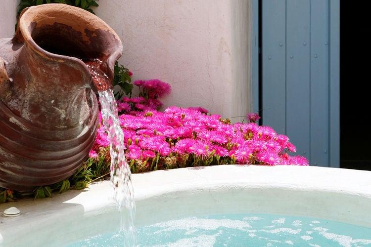 Ferienhaus Luxuriöse Villa mit Whirlpool in Megalochori Santorini (365026), Thira, Santorini, Kykladen, Griechenland, Bild 24