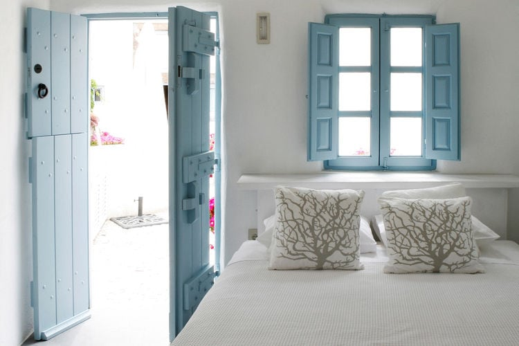 Ferienhaus Luxuriöse Villa mit Whirlpool in Megalochori Santorini (365026), Thira, Santorini, Kykladen, Griechenland, Bild 16