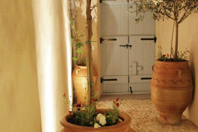 Ferienhaus Luxuriöse Villa mit Whirlpool in Megalochori Santorini (365026), Thira, Santorini, Kykladen, Griechenland, Bild 22