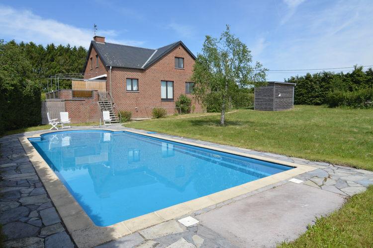 Appartementen Belgie | Namen | Appartement te huur in Felenne met zwembad  met wifi 7 personen