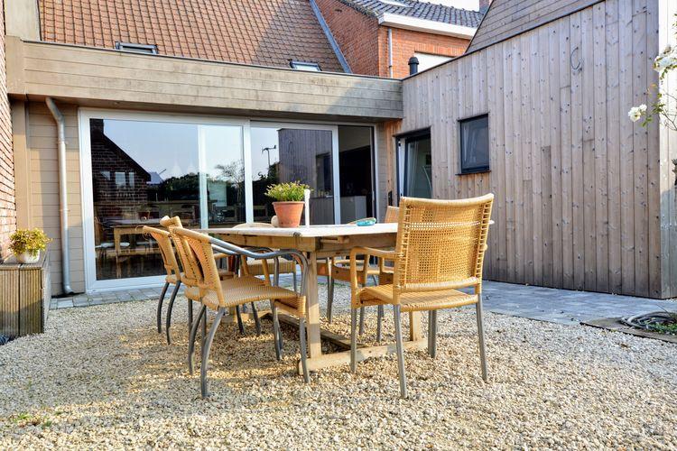vakantiehuis België, West Vlaanderen, Haringe vakantiehuis BE-8972-02