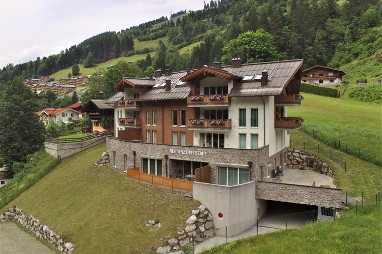 Appartement  met wifi  Saalbach-HinterglemmGlemmtal