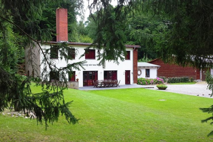 vakantiehuis Duitsland, Mecklenburg-Vorpommeren, Bad Stuer vakantiehuis DE-17209-01