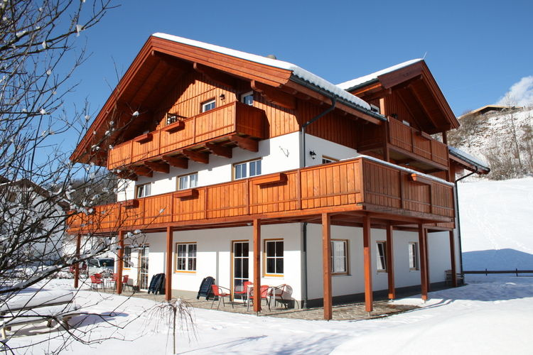 Sion - Apartment - Maria Alm - Exterior - Winter