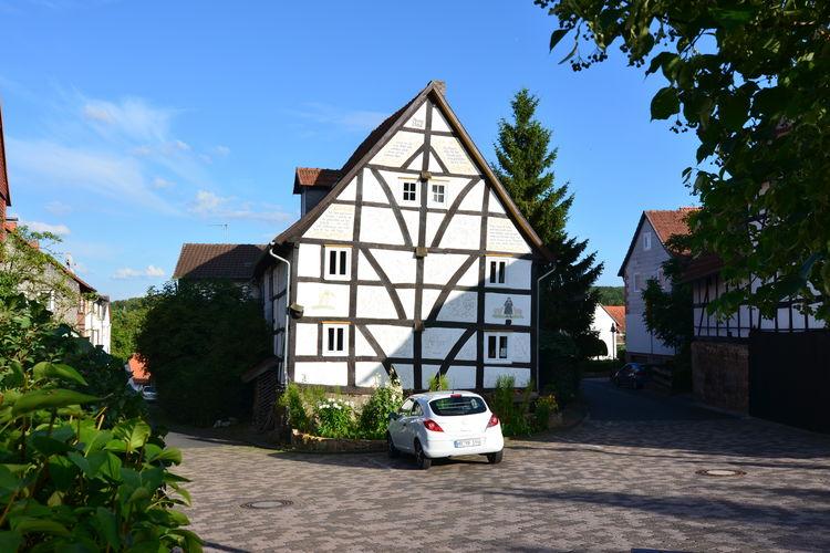 vakantiehuis Duitsland, Hessen, Willingshausen vakantiehuis DE-34628-02