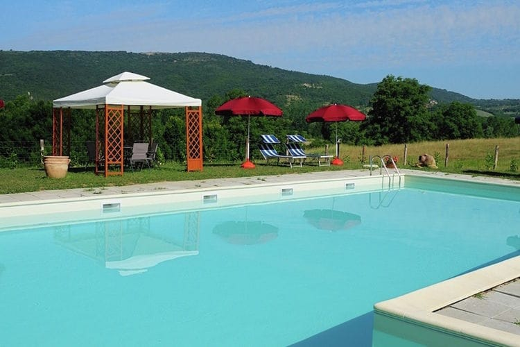 Vakantiehuizen Italie | Umbrie | Boerderij te huur in Passignano-sul-Trasimeno met zwembad  met wifi 5 personen