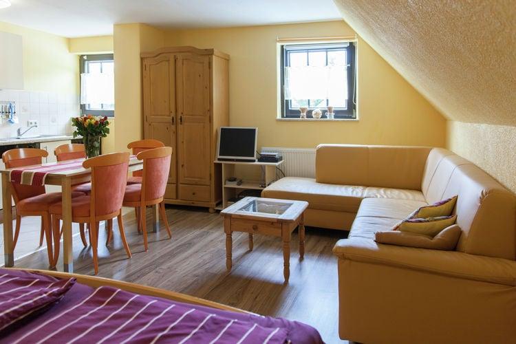 Appartement Duitsland, Moezel, Merschbach Appartement DE-54426-07