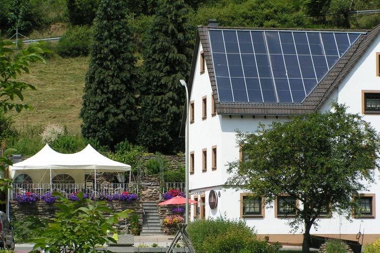 Duitsland | Moezel | Appartement te huur in Merschbach   met wifi 4 personen