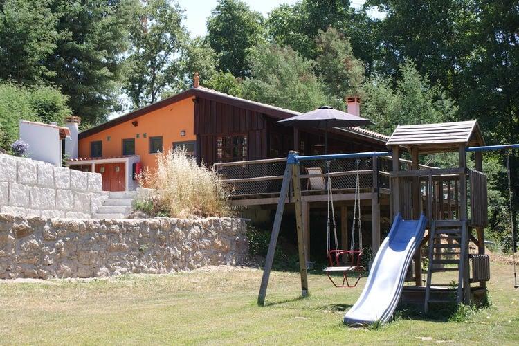 Vakantiehuizen Portugal | Centraal-Portugal | Vakantiehuis te huur in Covas met zwembad  met wifi 4 personen