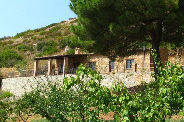 Basilicata Vakantiewoningen te huur Agritoerisme met uitzicht op zee