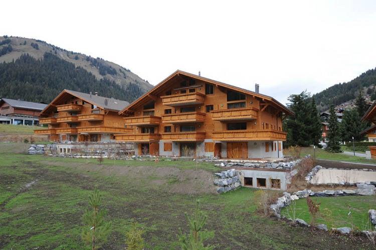 Appartement huren in Geneve -   met wifi  voor 6 personen  Morgins is een klein bergdorp, gel..