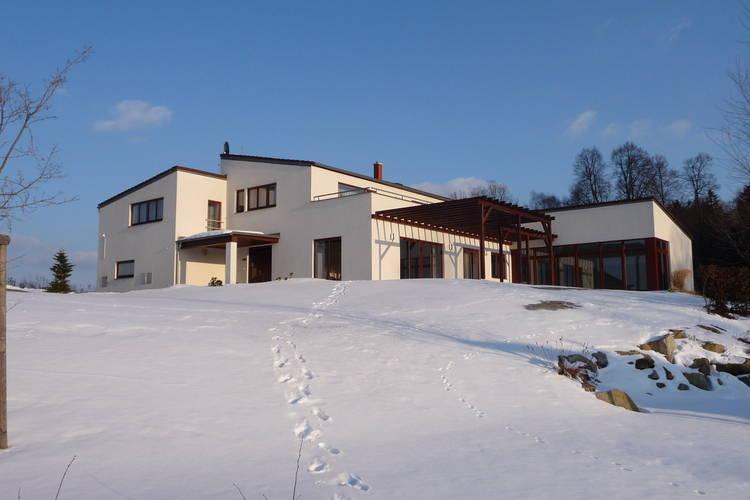 Villa Frankfurt - Accommodation - Nová Bystřice