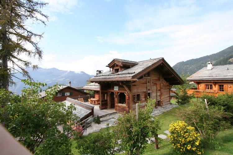 Les Essers Bagnes Valais Switzerland