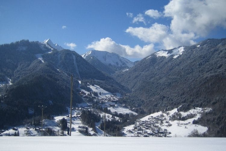 La Gentiane 2 - View - Winter