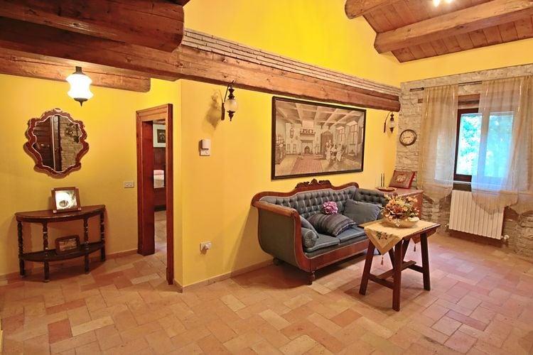 Vakantiewoning Italië, Marche, Serrungarina vakantiewoning IT-61030-03