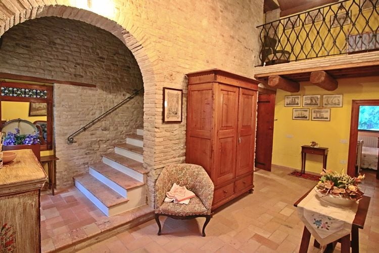 Ferienhaus Casa Lella (384176), Serrungarina, Pesaro und Urbino, Marken, Italien, Bild 15