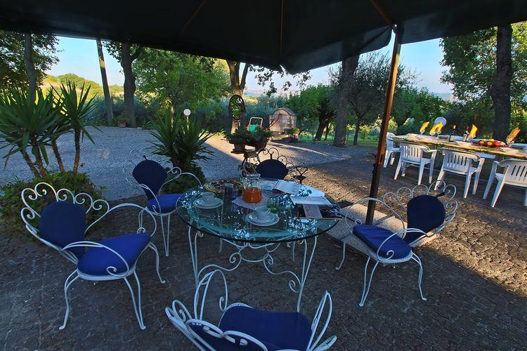 Ferienhaus Casa Lella (384176), Serrungarina, Pesaro und Urbino, Marken, Italien, Bild 33