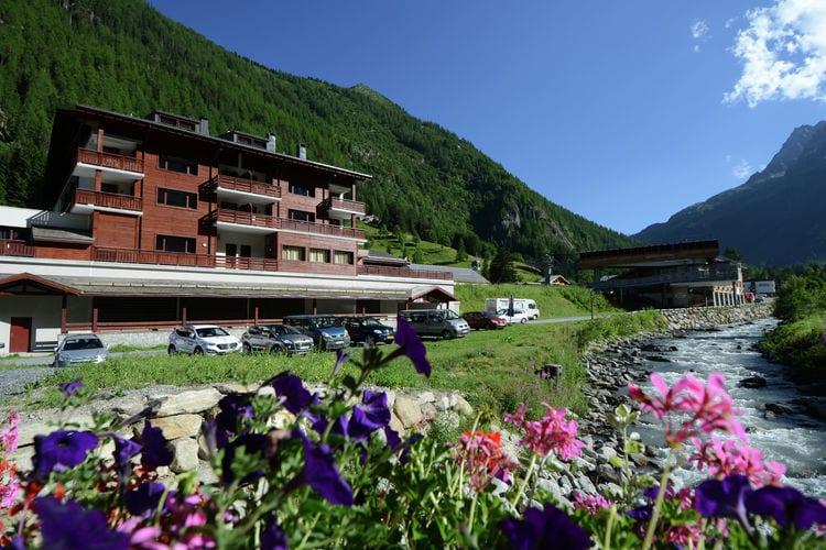 Frankrijk | Rhone-alpes | Appartement te huur in Vallorcine met zwembad  met wifi 6 personen