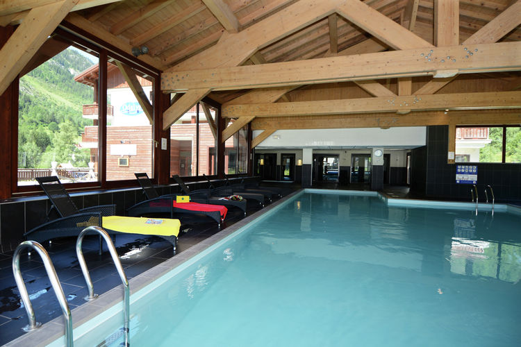Frankrijk | Rhone-alpes | Appartement te huur in Vallorcine met zwembad  met wifi 8 personen